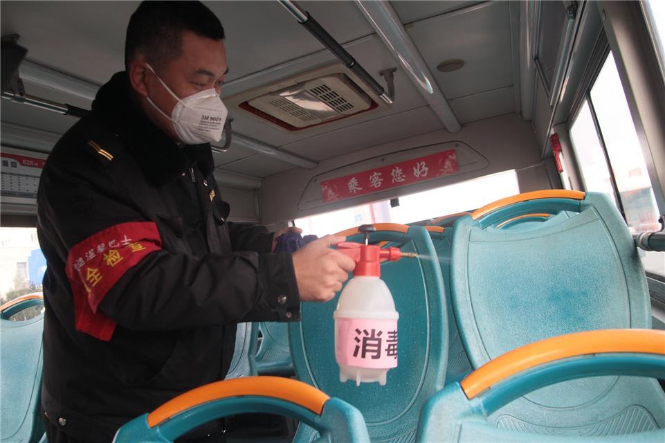 青岛温馨巴士:多项措施阻断病毒传播